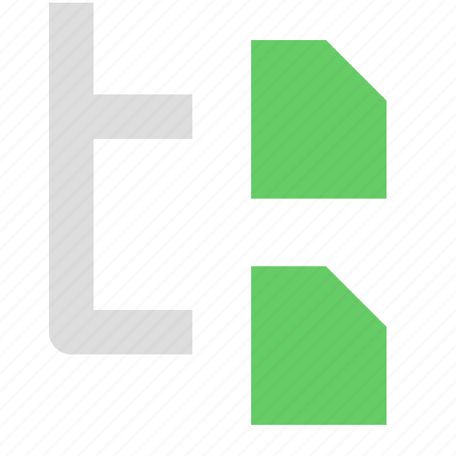 directory tree, structure icon