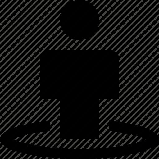 area, human, location, marker, person, user icon