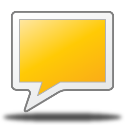 chat, comment, rect, talk icon
