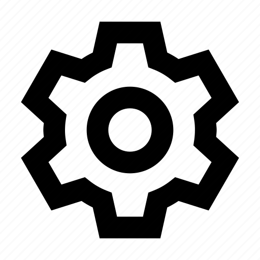 Gear, cog, setting, configuration, preference, option icon - Download on Iconfinder