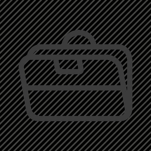 case, file, folder icon