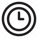 alarm, clocks, event, history, stopwatch, time, timer icon