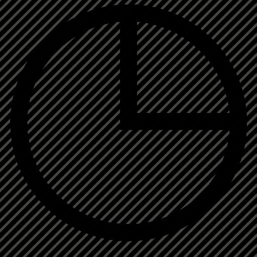 bar, finance, graph, pie icon