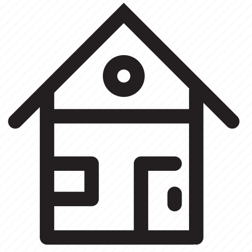 apartment, construction, house, property, repair, tool, villa icon