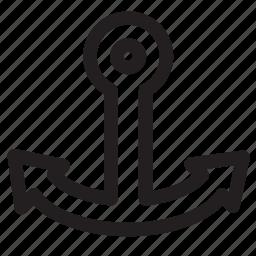 marine, marino, shipping, travel icon