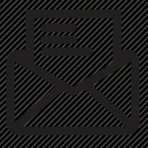 bubble, comment, envelope, letter, message, talk icon
