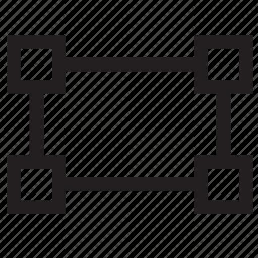 rectanle icon