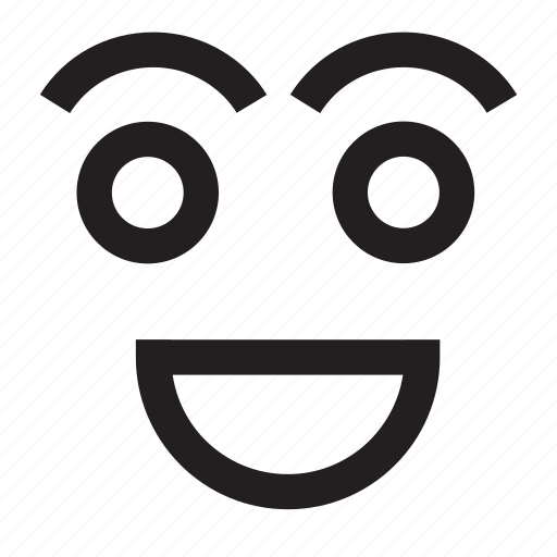 Smiley, emotion, person, avatar, human, smile, cartoon icon