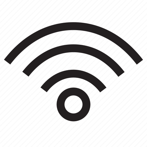 communication, fi, media, phone, player, radio, wi icon