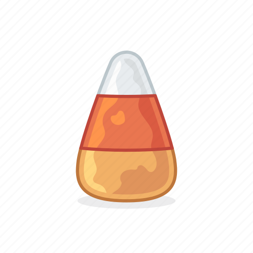 candy, corn, hot, shop, toffee icon