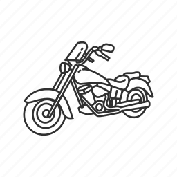 bike, cycle, engine, motor, motorbike, motorcycle, speed icon