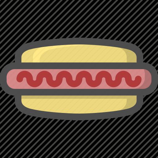 Dog, fast, food, frankfurter, hot icon - Download on Iconfinder