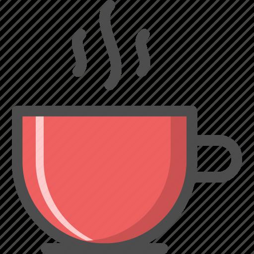 caffeine, can, coffee, drink, hot, morning, mug icon