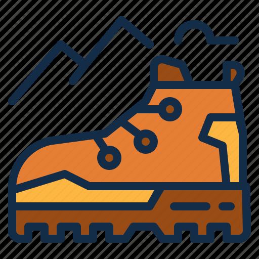 activities, climbing, equipment, hiking, outdoor, sport icon