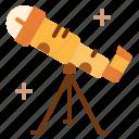 astronomy, binoculars, research, space, spyglass, telescope