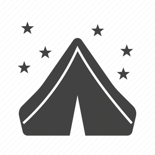Camp, camping, canvas, nature, outdoors, small, tent icon - Download on Iconfinder