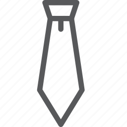 accessories, clothes, formal, man, neck, suit, tie icon