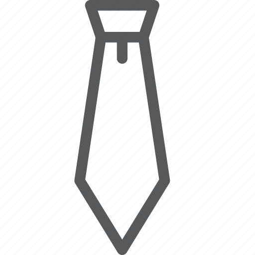 Accessories, clothes, formal, man, neck, suit, tie icon - Download on Iconfinder