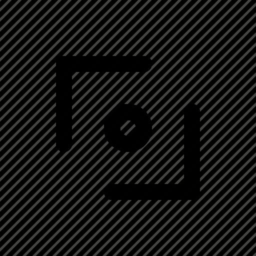 arrow, drag, move icon
