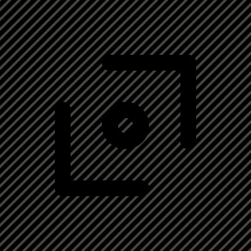drag, grab, move, tap icon
