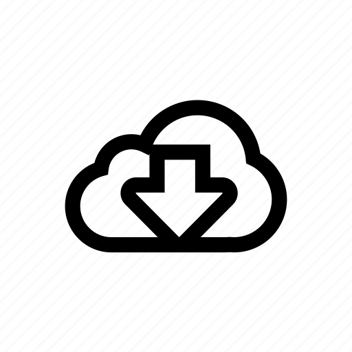 cloud, download, icloud, keep, store, upload icon