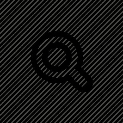 explore, find, look, require, search icon