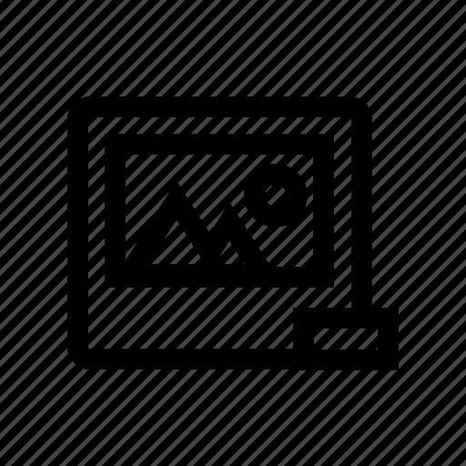 delete, discard, image, photo, remove icon