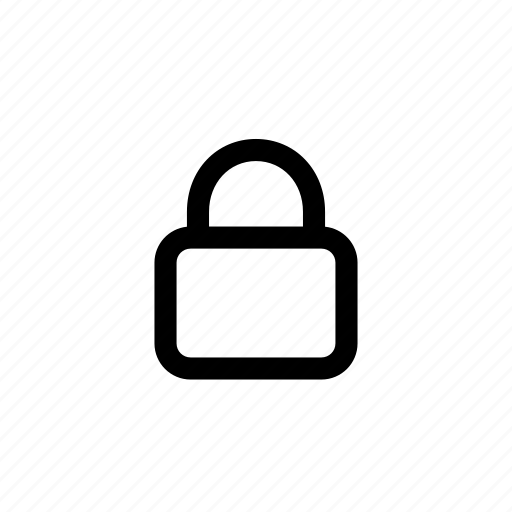 lock, password, safety, secure, security icon
