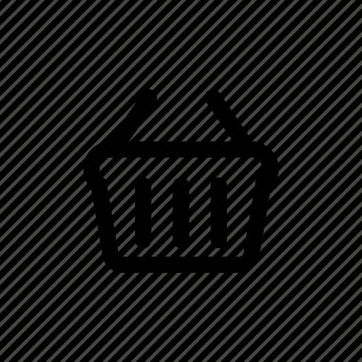 basket, buying, e-commerce, shop, shopping icon