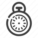 basketball, icon, outline, sport, stopwatch icon