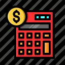 calculator, desain, file, money