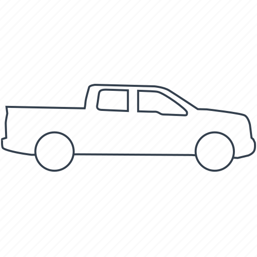 automobile, car, off, pickup, road, suv, vehicle icon