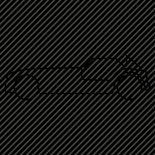car, donkervoort, racing, transportation, vehicle icon