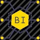 analyses, business, e commerce, intelligence icon