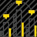 analytics, chart, data, diagram, graph, report, statistics