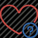 bookmark, favorites, heart, help, like, love