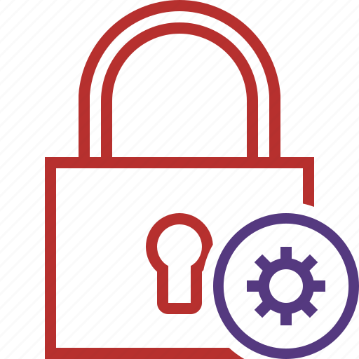 Access, lock, password, protection, secure, settings icon - Download on Iconfinder