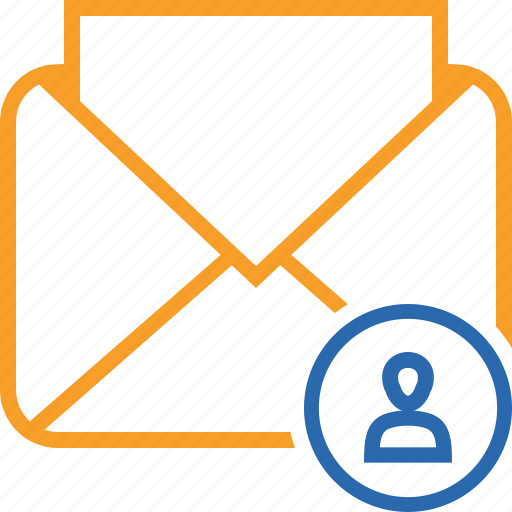Communication, email, letter, mail, message, read, user icon - Download on Iconfinder