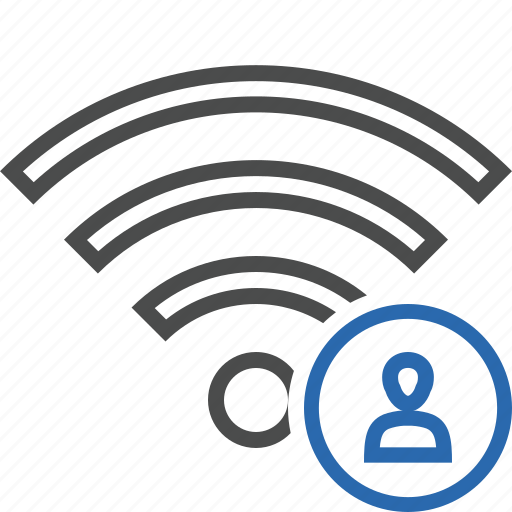 Connection, fi, internet, user, wi, wifi, wireless icon - Download on Iconfinder