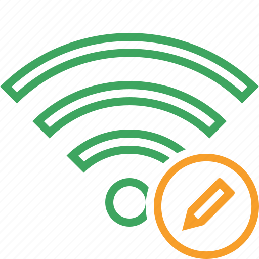 Connection, edit, fi, internet, wi, wifi, wireless icon - Download on Iconfinder
