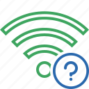 connection, fi, help, internet, wi, wifi, wireless icon