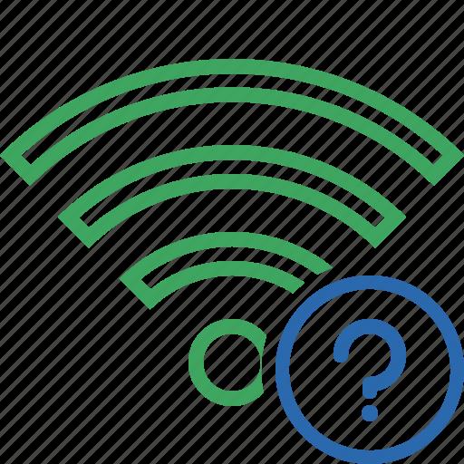 connection, fi, help, internet, wi, wifi, wireless icon