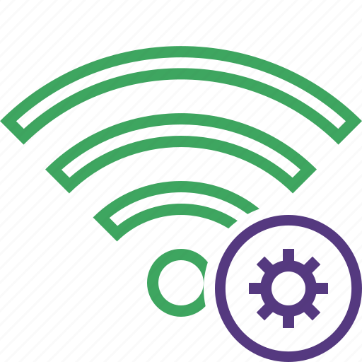 Connection, fi, internet, settings, wi, wifi, wireless icon - Download on Iconfinder