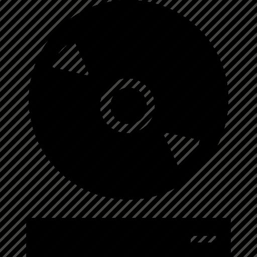 cd, data, database, disk, rom, storage icon