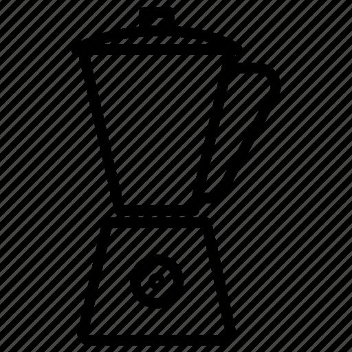 Blender, cook, cooking, food, kitchen, utensil icon - Download on Iconfinder