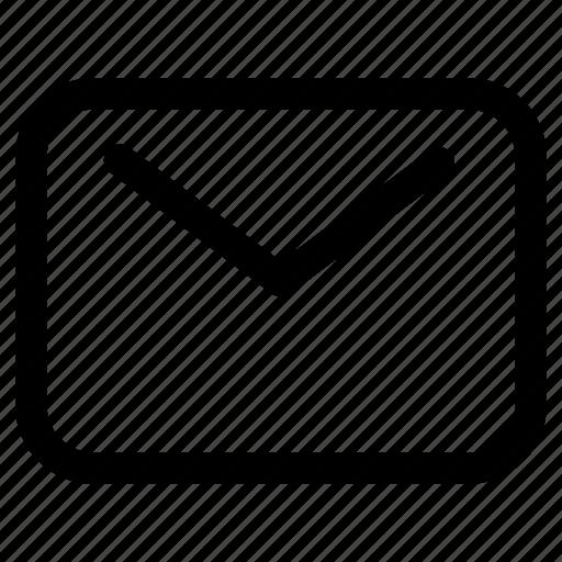 email, enveloppe, message icon