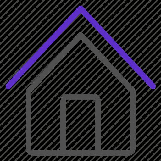 basic, home, house, ui icon