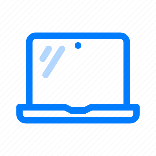 computer, device, laptop, notebook icon