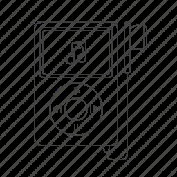 mp3, multimedia, music icon