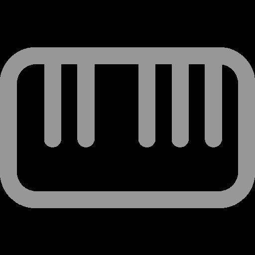 audio, music, piano icon